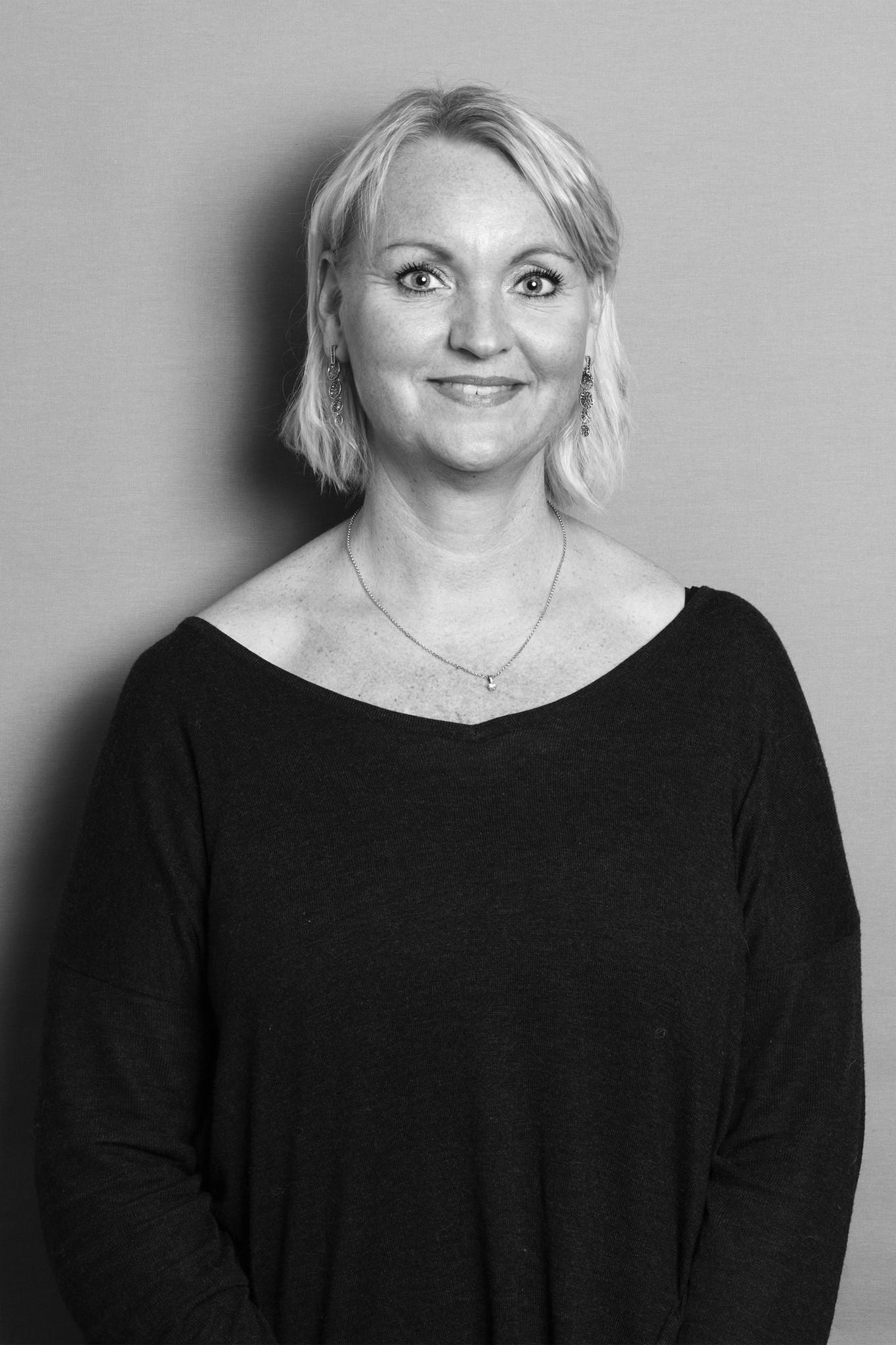 Anita Dybvik. Foto.