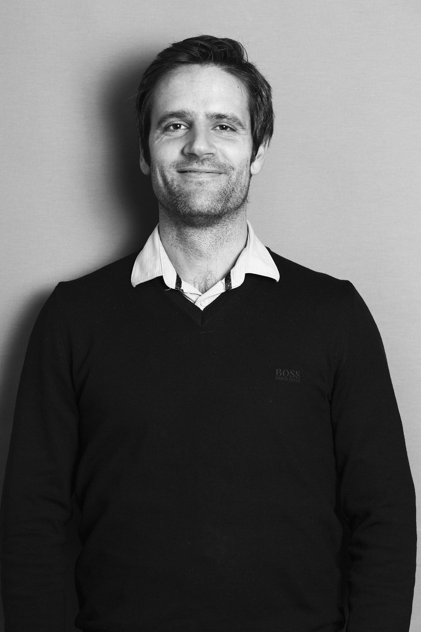 Johan Christian Tønnesen. Foto.