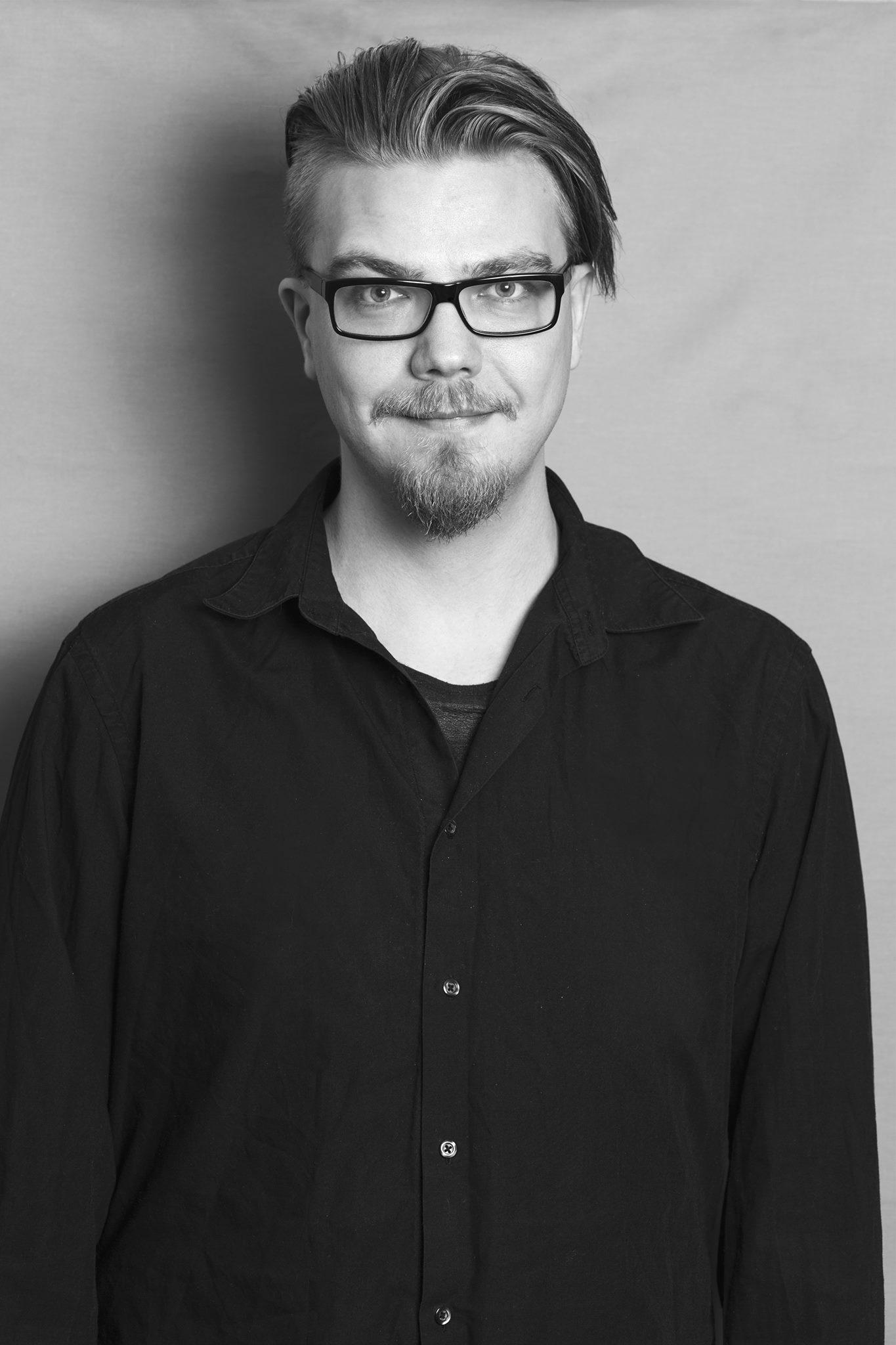 Odin Søvik. Foto.